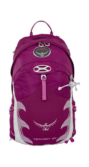 Osprey Tempest 20 Rygsæk Damer pink/violet